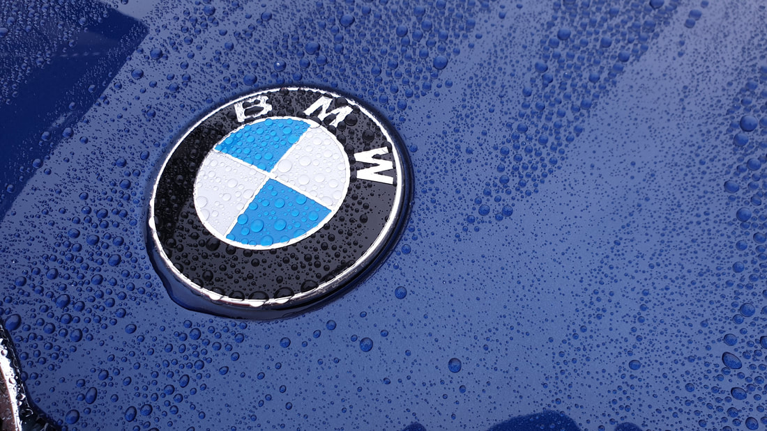 BMW Paint Protection - DMD Detailing