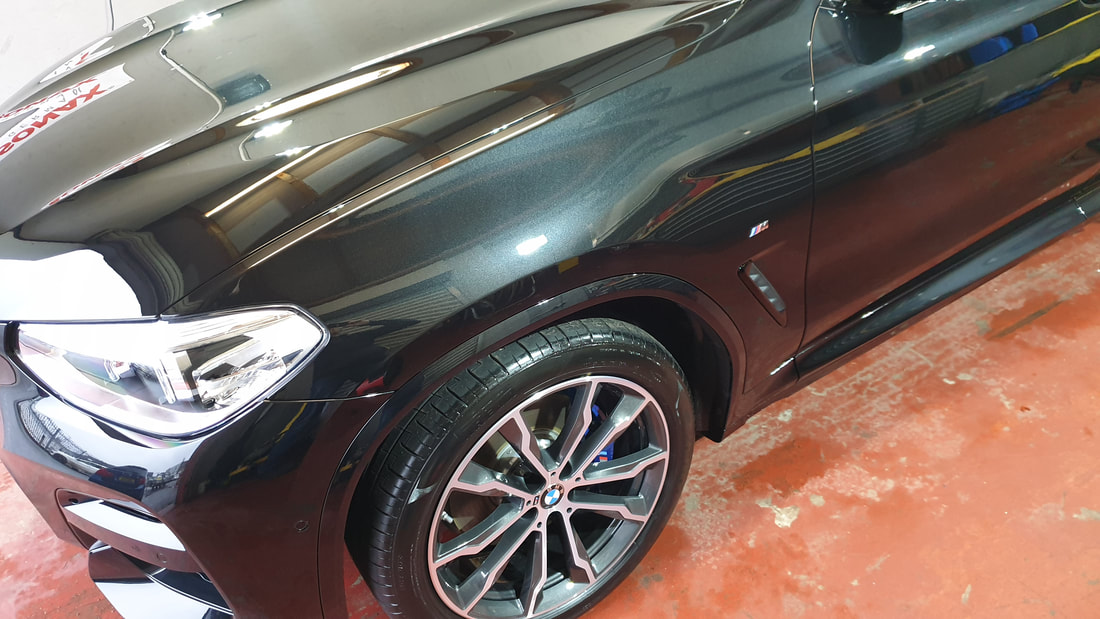New Car Protection Package - BMW X3