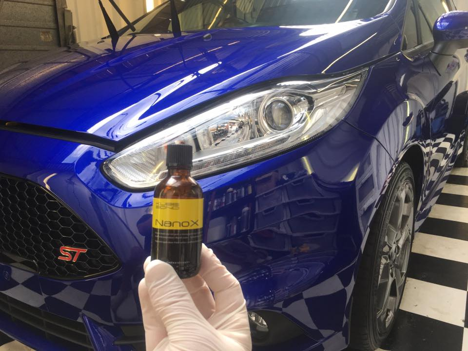 New Car Paint Protection Glasgow