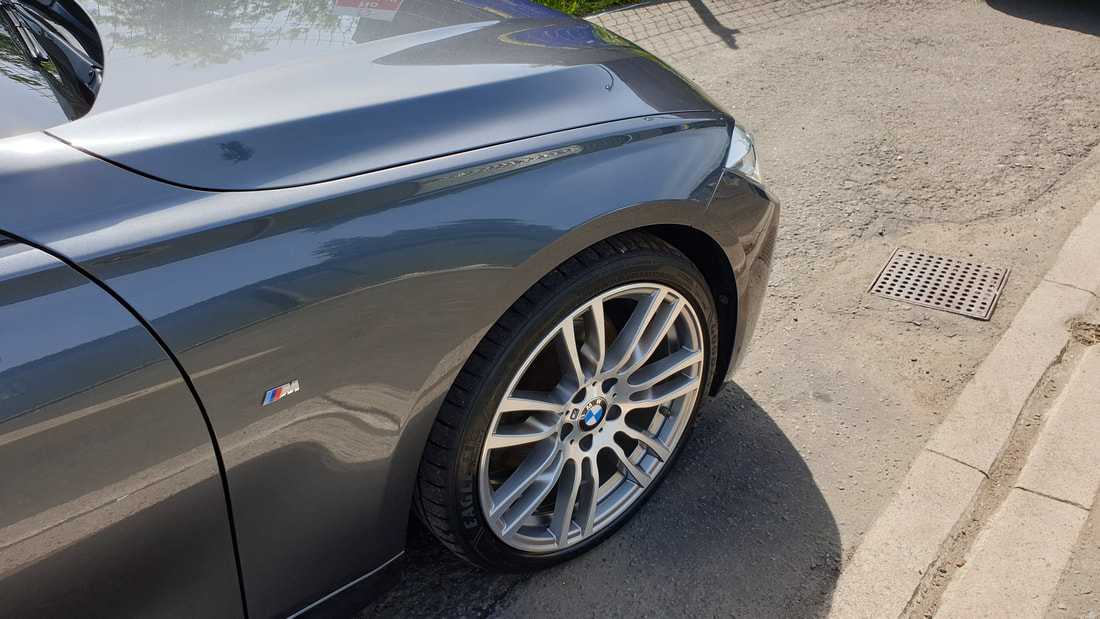 Paint Correction Service - BMW 330d M Sport