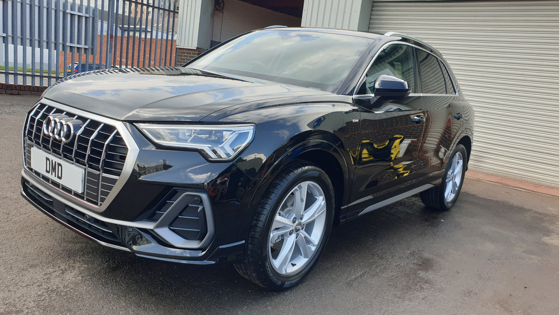 New Car Protection Package - Audi Q3