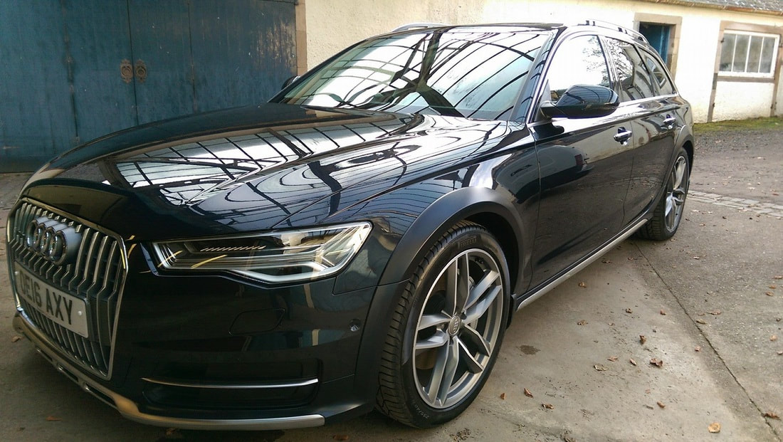 New Car Protection Package - Audi A6